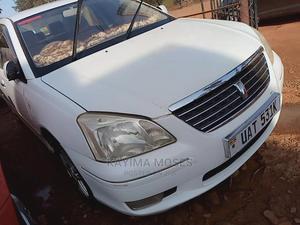 Toyota Premio 2003 White   Cars for sale in Kampala
