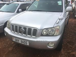 Toyota Kluger 2002 Silver | Cars for sale in Kampala