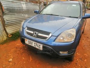 Honda CR-V 2002 Blue   Cars for sale in Kampala