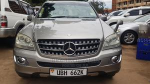 Mercedes-Benz M Class 2006 Gold   Cars for sale in Kampala