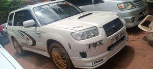 Subaru Forester 2006 White | Cars for sale in Kampala