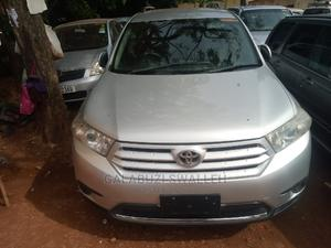 Toyota Kluger 2013 Silver   Cars for sale in Kampala
