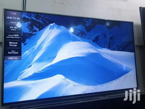 New LG 43 Inches Smart Uhd 4k Webos Tv   TV & DVD Equipment for sale in Kampala