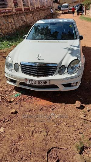Mercedes-Benz E320 2006 White | Cars for sale in Kampala