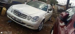 Mercedes-Benz E240 2007 White   Cars for sale in Kampala