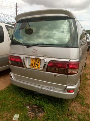 Toyota Noah 1999 Silver   Buses & Microbuses for sale in Kampala