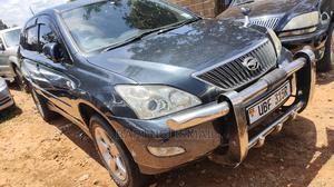 Toyota Harrier 2006 Gray | Cars for sale in Kampala