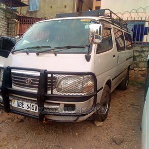 Toyota Hiace Super Custom   Buses & Microbuses for sale in Kampala