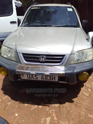 Honda CR-V 1995 Silver   Cars for sale in Kampala