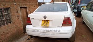 Volkswagen Bora 1999 White   Cars for sale in Kampala