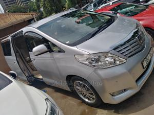 New Toyota Alphard 2007 Silver | Cars for sale in Kampala