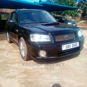 Subaru Forester 2004 Automatic Black | Cars for sale in Kampala