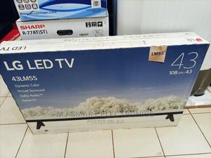 New Original LG 43 Inches LED Digital Flat Screen Tv. | TV & DVD Equipment for sale in Kampala
