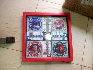 Ludo Glass Board Game   Books & Games for sale in Kampala