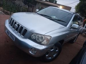 Toyota Kluger 2003 Silver   Cars for sale in Kampala
