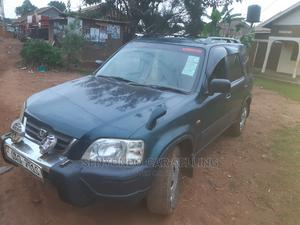 Honda CR-V 2002 Green   Cars for sale in Kampala