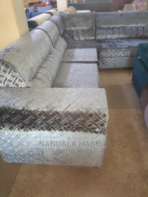 Giant L Shaped Sofa Chair | Furniture for sale in Kampala