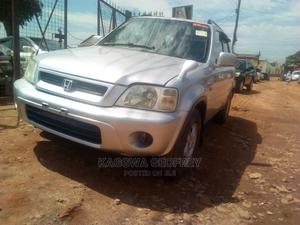 Honda CR-V 1998 2.0 4WD Automatic Silver   Cars for sale in Kampala