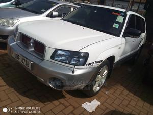Subaru Forester 2004 White | Cars for sale in Kampala