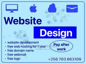 Professional Website Design - Best Website Design Kampala | Computer & IT Services for sale in Kampala