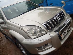 Toyota Land Cruiser Prado 2001 Beige   Cars for sale in Kampala
