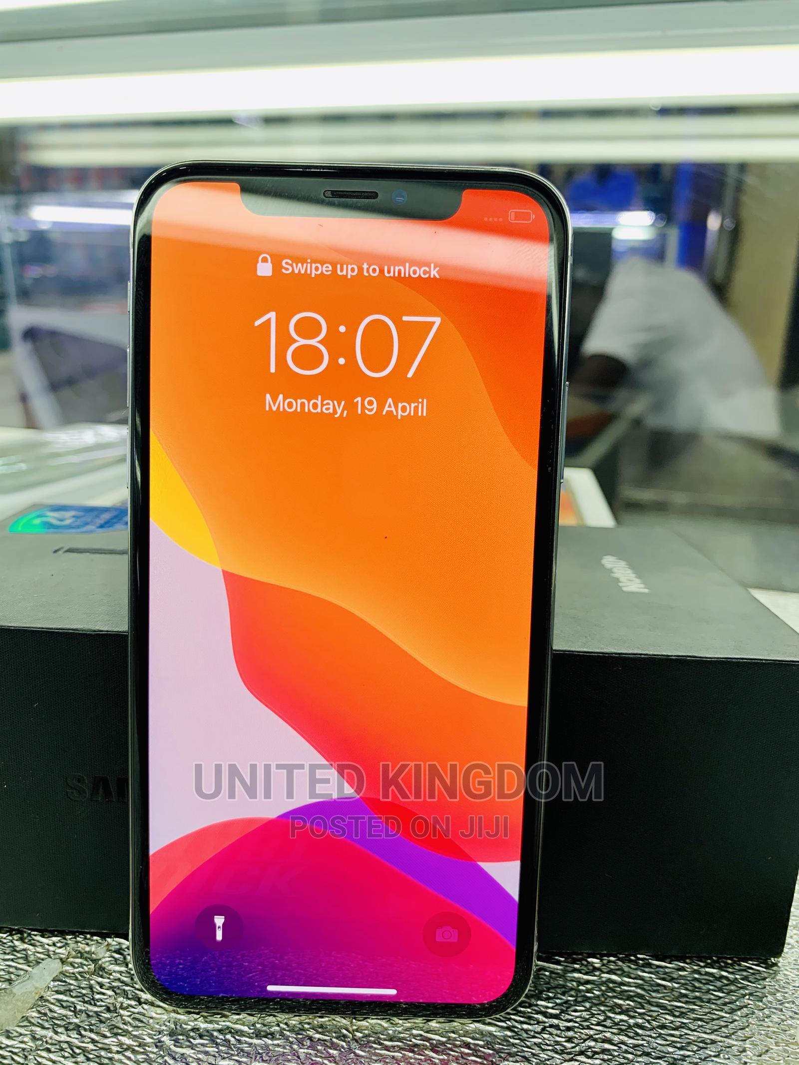 Apple iPhone X 64 GB White   Mobile Phones for sale in Kampala, Uganda