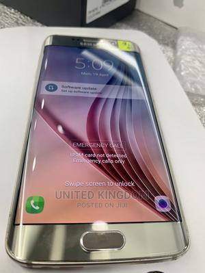Samsung Galaxy S6 edge 32 GB Gold | Mobile Phones for sale in Kampala