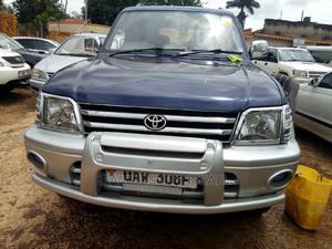 Toyota Land Cruiser Prado 1999 Blue   Cars for sale in Kampala