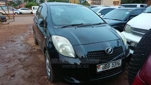 Toyota Vitz 2007 Black   Cars for sale in Kampala
