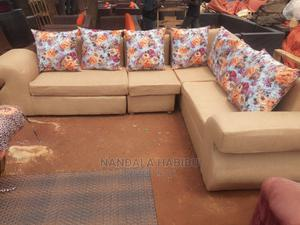 Sofa Chair L Shaped | Furniture for sale in Kampala