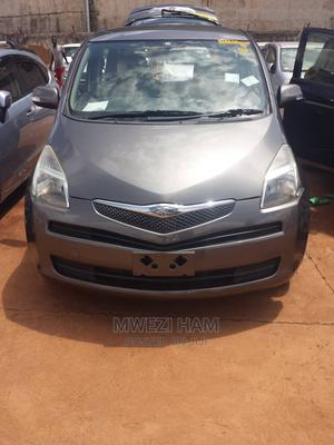Toyota Ractis 2006 Gray | Cars for sale in Kampala