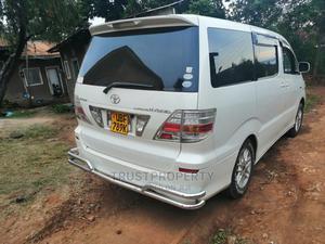Toyota Alphard 2010 Silver | Cars for sale in Kampala