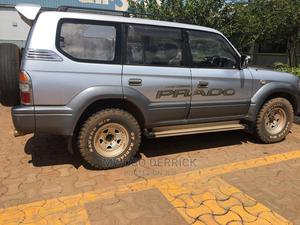 Toyota Land Cruiser Prado 1998 Silver | Cars for sale in Kampala, Central Division