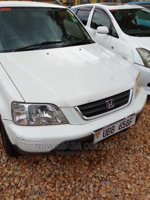 Honda CR-V 2006 White   Cars for sale in Kampala