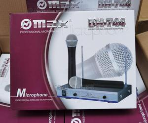 Max Pro Wireless Microphone | Audio & Music Equipment for sale in Kampala