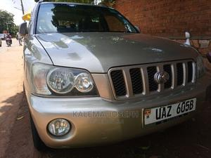 Toyota Kluger 2005 Silver   Cars for sale in Kampala
