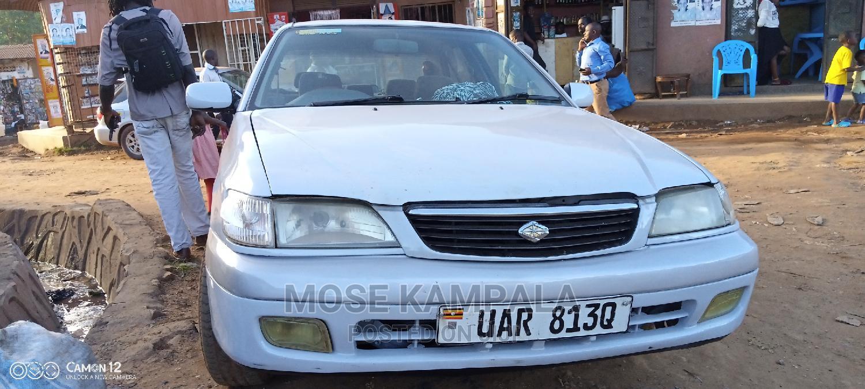 Toyota Premio 2001 White   Cars for sale in Kampala, Uganda