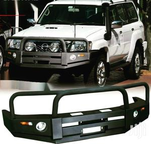 Bullbatlr Mettalic Guard On Nissan   Vehicle Parts & Accessories for sale in Kampala