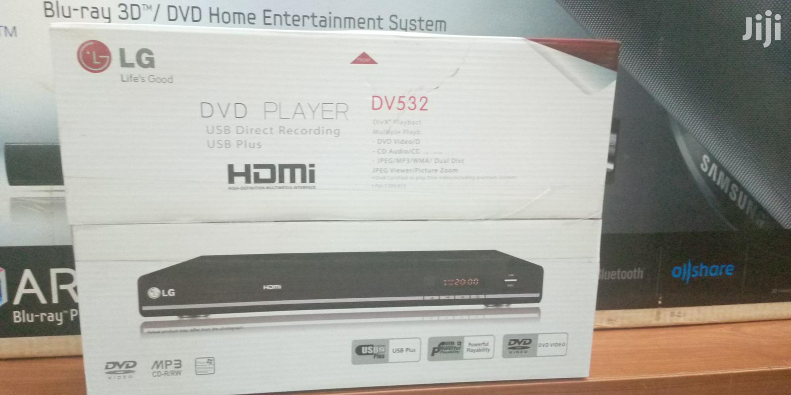 LG DVD Player With HDMI Port | TV & DVD Equipment for sale in Kampala, Uganda