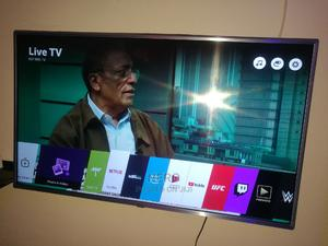 43 LG 4K Uhd Smart TV | TV & DVD Equipment for sale in Kampala