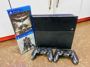 Ps4 Machine With 2 Controllers and Games | Video Game Consoles for sale in Kampala