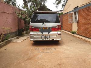 Toyota Alphard 2008 Silver   Buses & Microbuses for sale in Kampala