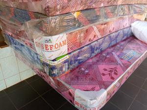 4x6 Rosefoam Standard Taped Edge Matress   Furniture for sale in Kampala