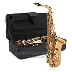 Alto Saxophone and Case Gold | Musical Instruments & Gear for sale in Kampala