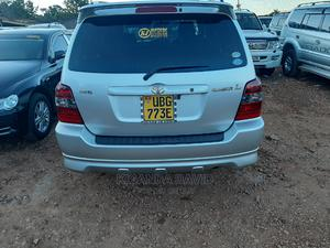 Toyota Kluger 2005 Silver | Cars for sale in Kampala