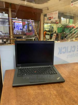 Laptop Lenovo ThinkPad T440 4GB Intel Core I5 HDD 500GB   Laptops & Computers for sale in Kampala