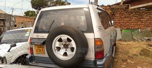 Toyota Land Cruiser Prado 1996 Silver | Cars for sale in Kampala