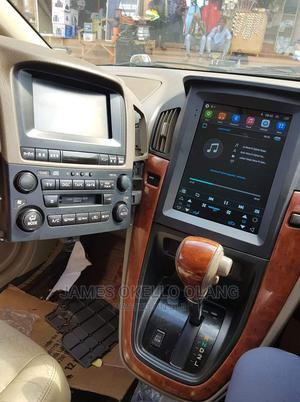 Car Android Radio for Harrier Old Modle .Tesla | Vehicle Parts & Accessories for sale in Kampala