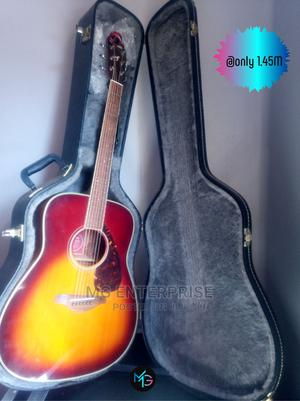 Yamaha Fg720s Acoustic Guitar With Hard Case | Musical Instruments & Gear for sale in Kampala