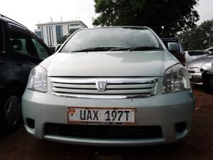 Toyota Raum 2005 Blue   Cars for sale in Kampala